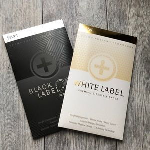 LeVel Thrive Black/white label DFT 2.0